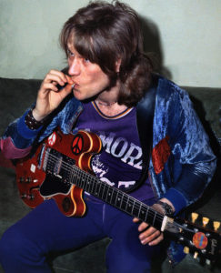 Alvin Lee from Ten Years After Larry Singer RockStar Photographs