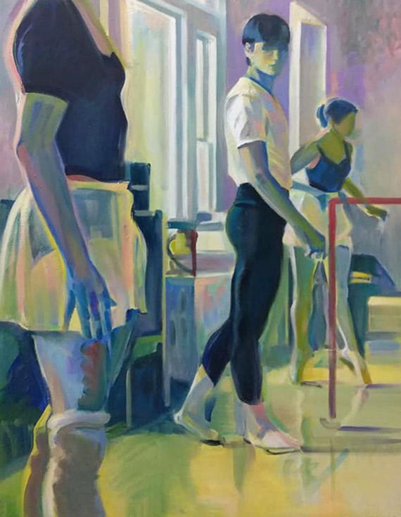Ballerina Series #33 Peter Hurley