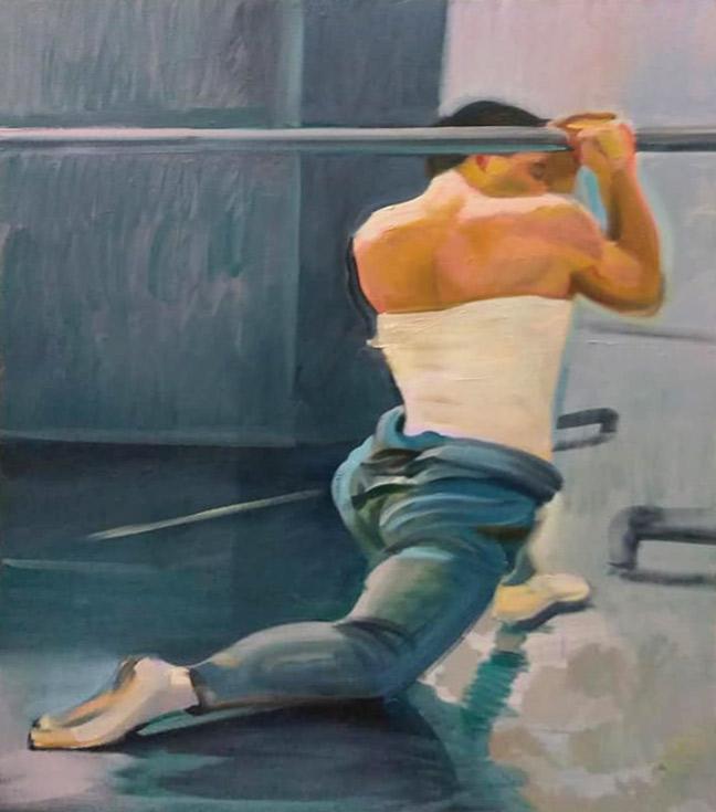 Ballerina Series #35 Peter Hurley