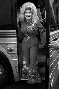 Dolly Parton Larry Singer Celebrity Photographs