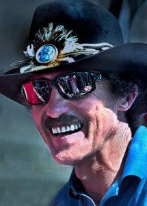 Richard Petty Larry Singer Sports Celebrity Photographs