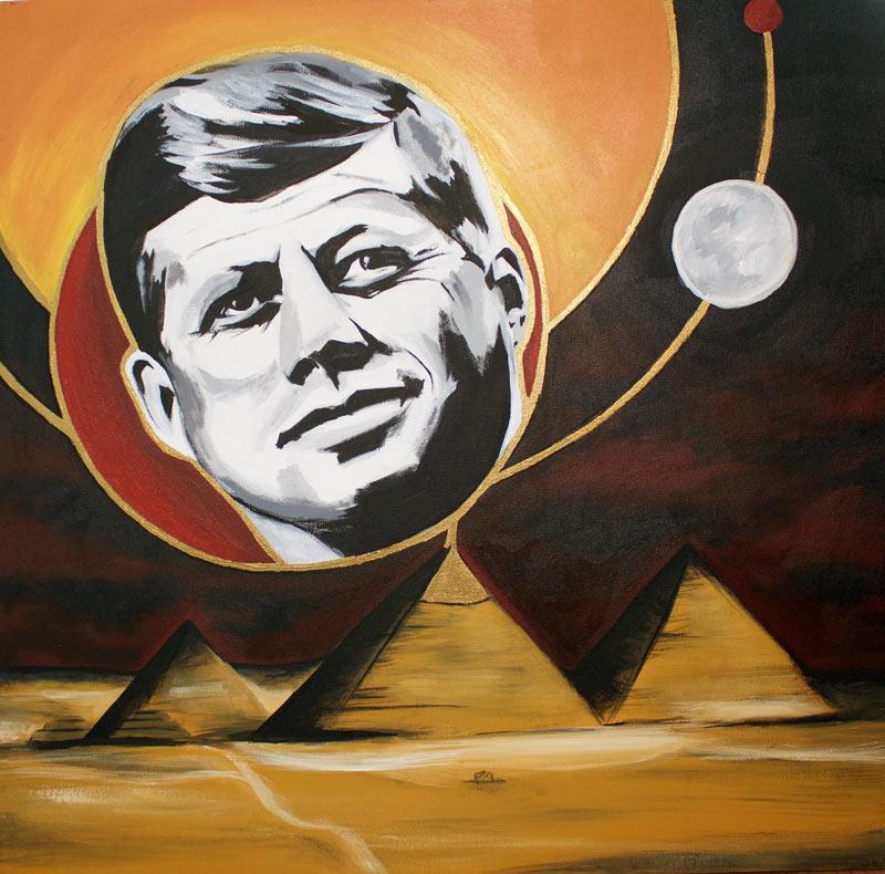 JFK by Aly Jaodos